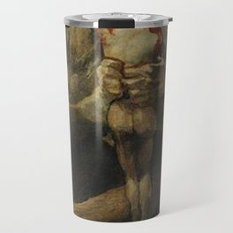 Saturn Devouring His Son - Goya Travel Mug