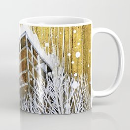 """The Fortress"" Coffee Mug"