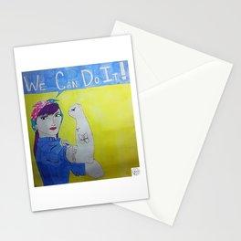 Transgender Rosie the Riveter Stationery Cards