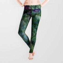 Water Color Leggings