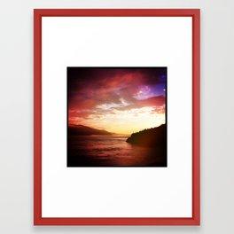 Tadoussac Framed Art Print
