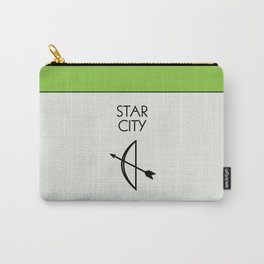 Star City Monopoly Location Carry-All Pouch