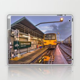 Shed Reflections Laptop & iPad Skin