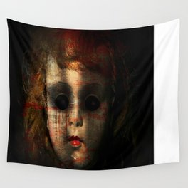 Baby Doll Wall Tapestry