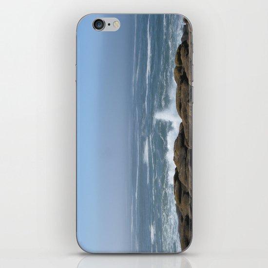 Splashing Up iPhone Skin