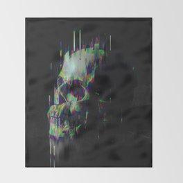The Skull Throw Blanket
