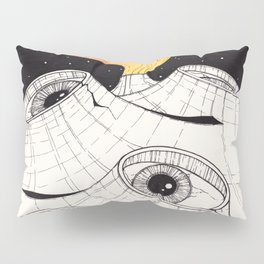 planets have ears Pillow Sham