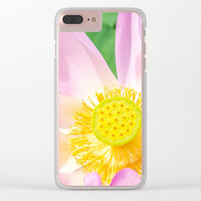Tag You're It Clear iPhone Case