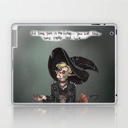 The Suffering Game Laptop & iPad Skin