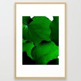 Wild Chlorophyll Framed Art Print