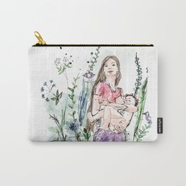 Natural Breastfeeding Carry-All Pouch
