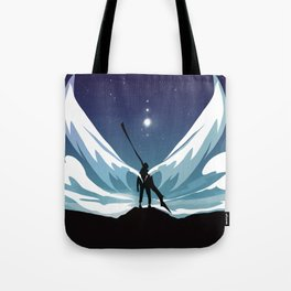 One Against All Tote Bag