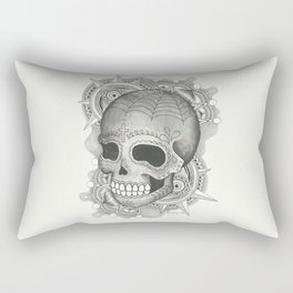 Dia De Muerto - Explosion Rectangular Pillow