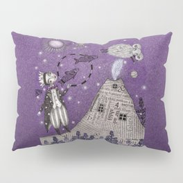 When the Little Prince came to Iceland Pillow Sham