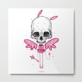 Fairy Godmother Metal Print