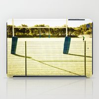 rugby iPad Cases featuring Rugby by Sébastien BOUVIER