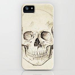 skull. iPhone Case