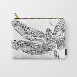 Libellula Carry-All Pouch