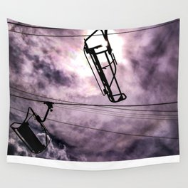 Sky Lift Wall Tapestry