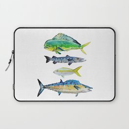 Caribbean Fish Laptop Sleeve