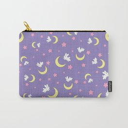 Rabbit of the Moon Carry-All Pouch