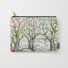 Spring garden. Carry-All Pouch