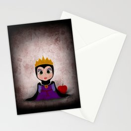 Villain Kids, Series 1 - Evil Queen Stationery Cards