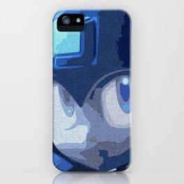 Blue vs Green iPhone Case