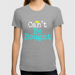 Can't Be Bought | Respect - Bold Neon T-shirt