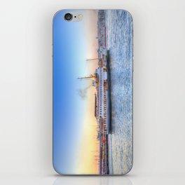Pleasure Cruise Boat Istanbul iPhone Skin