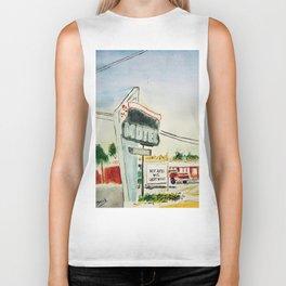 Motel Louisiana Biker Tank