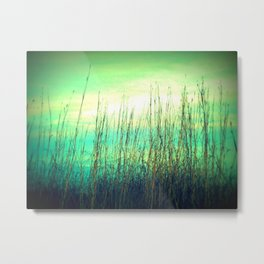 the second coming Metal Print