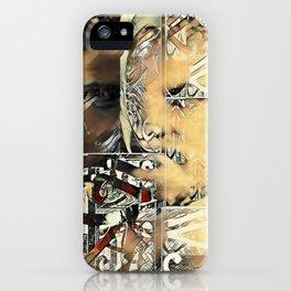 Phillip of Macedon series 13 iPhone Case