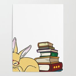 Rabbit  - Bunny  Poster