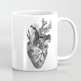 Mermaid Heart Coffee Mug