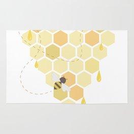 Bee Love Rug