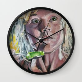 Lex! Wall Clock
