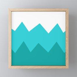 Pine Freshness Framed Mini Art Print