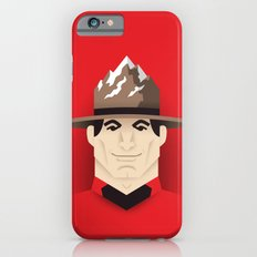 Mountie Slim Case iPhone 6s