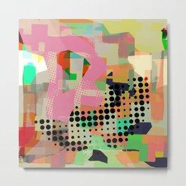 Abstract Painting No. 10 Metal Print