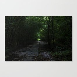 Old Highway 13 Canvas Print
