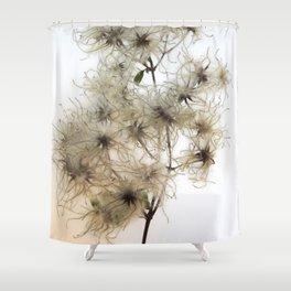 Florales · plant end 8 Shower Curtain