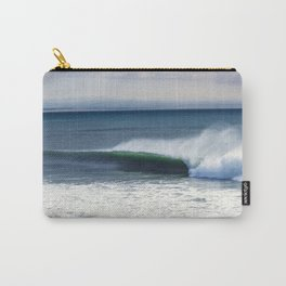 Jeffreys Bay wave at Super Tubes Carry-All Pouch