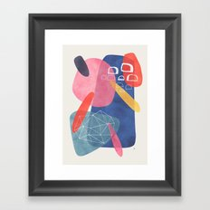 Auva Framed Art Print