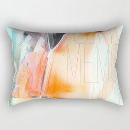Girl Memories KO Rectangular Pillow