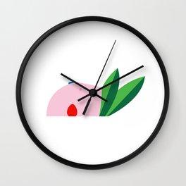 Spring hips 1# Wall Clock