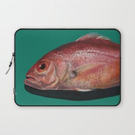 Fish - Red Snapper  Laptop Sleeve