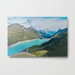 Lac de Mauvosin Metal Print