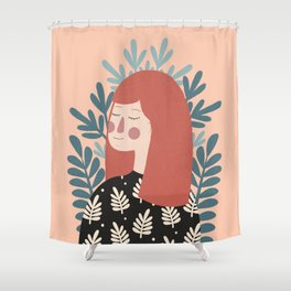 Forever Daydreaming Shower Curtain