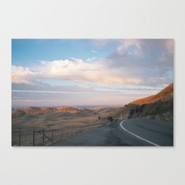 Top of the World - Tracy, CA Canvas Print